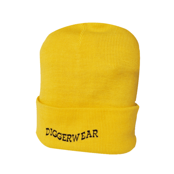 Yellow Knitted Hat