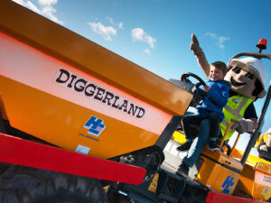 Days out in Kent: Diggerland