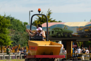 Things to do in Durham: Diggerland!