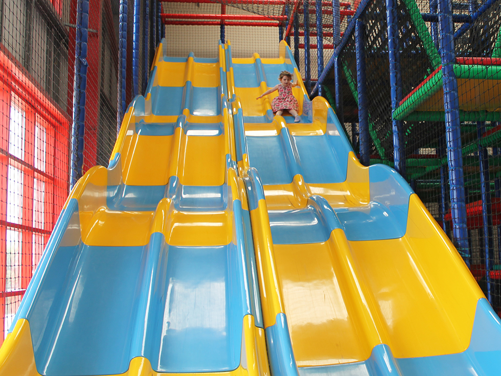 Diggerland Indoor Play Area