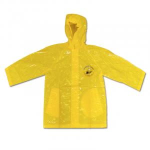 PVC Raincoat Yellow