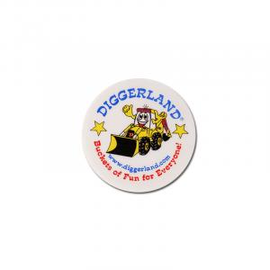 Diggerland Rubber