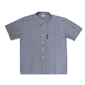 Gingham Shirt - Blue
