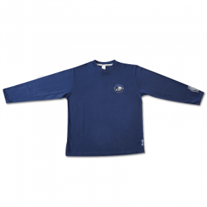 Long Sleeve T Shirt Navy