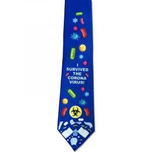 I Survived the Coronavirus Tie