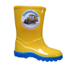 Diggerland Child's Yellow Wellies
