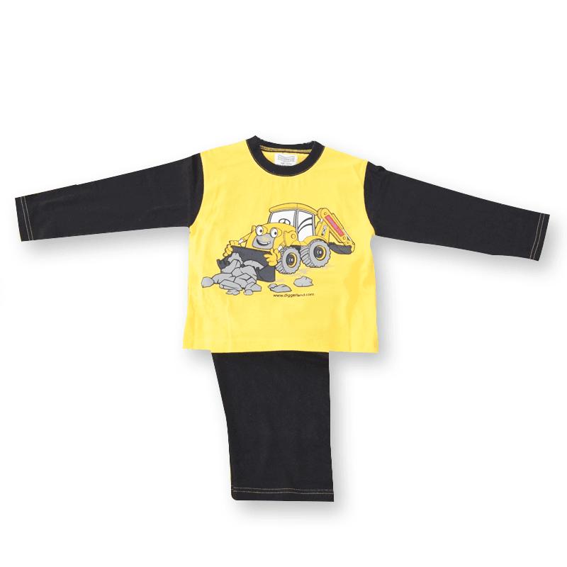 Pyjamas Yellow/Black