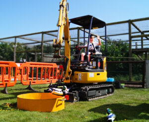 fun days out at Diggerland
