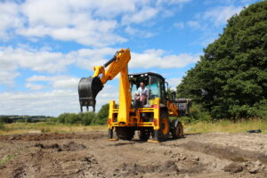 Group JCB experience JCB 3CX