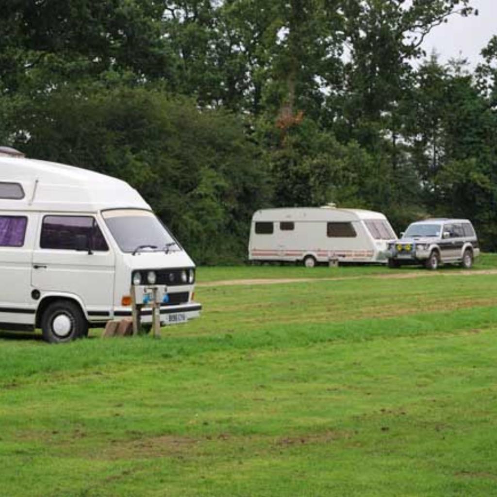 Diggerland Campsite in Devon