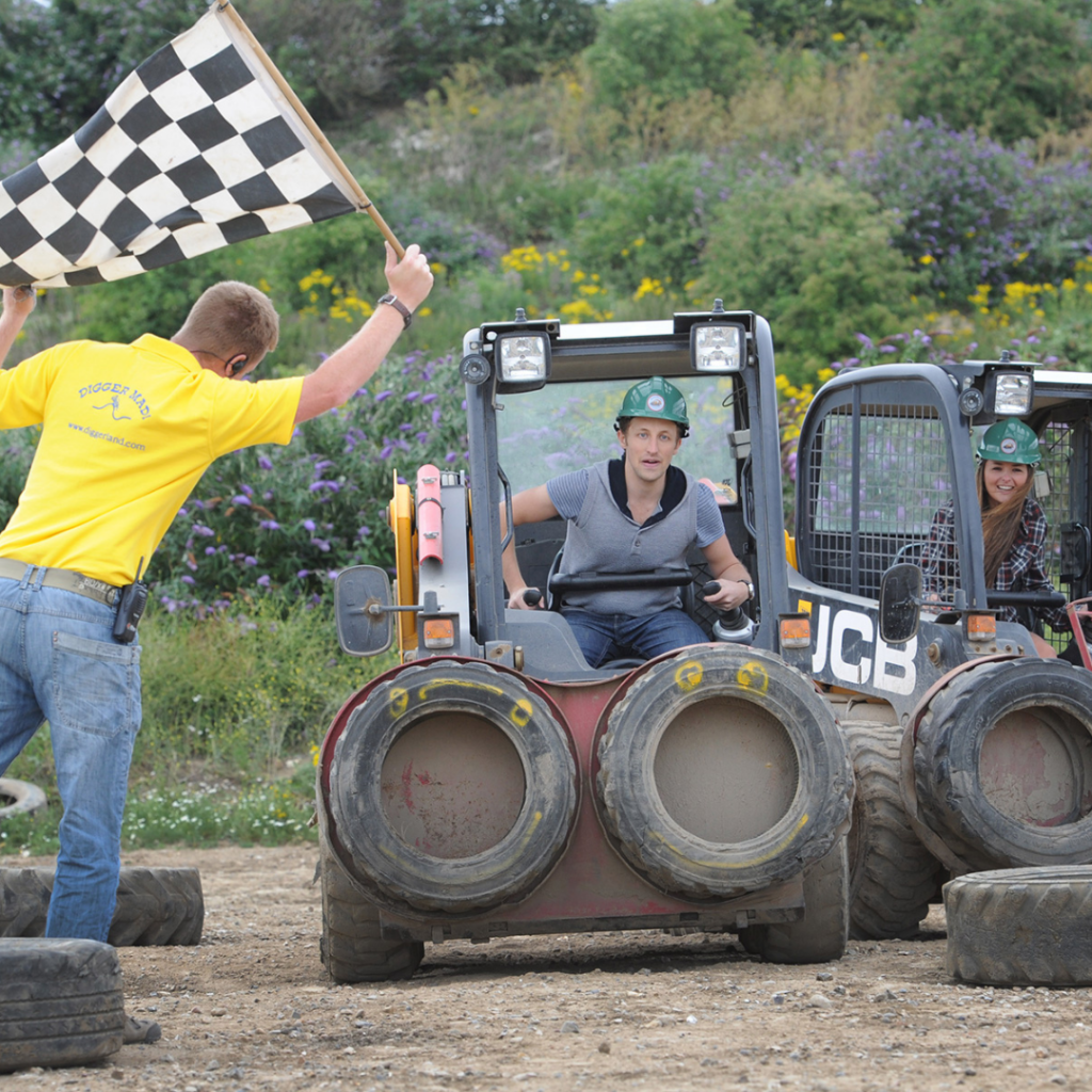 Corporate Days Out at Diggerland