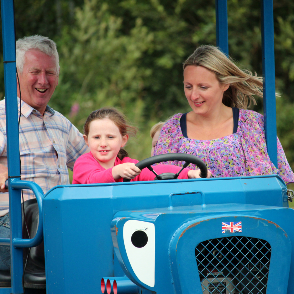 UK Family Days Out Diggerland