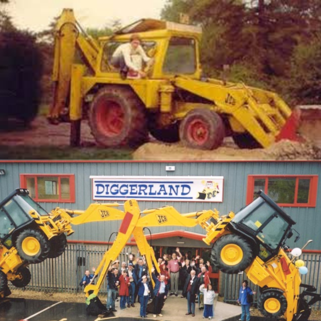 The History of Diggerland