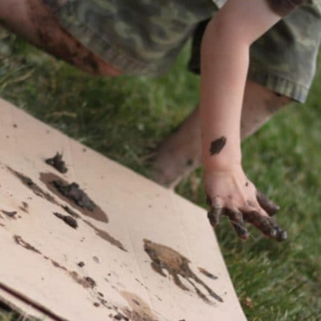 5 Outdoor activities for muddy Autumn days.