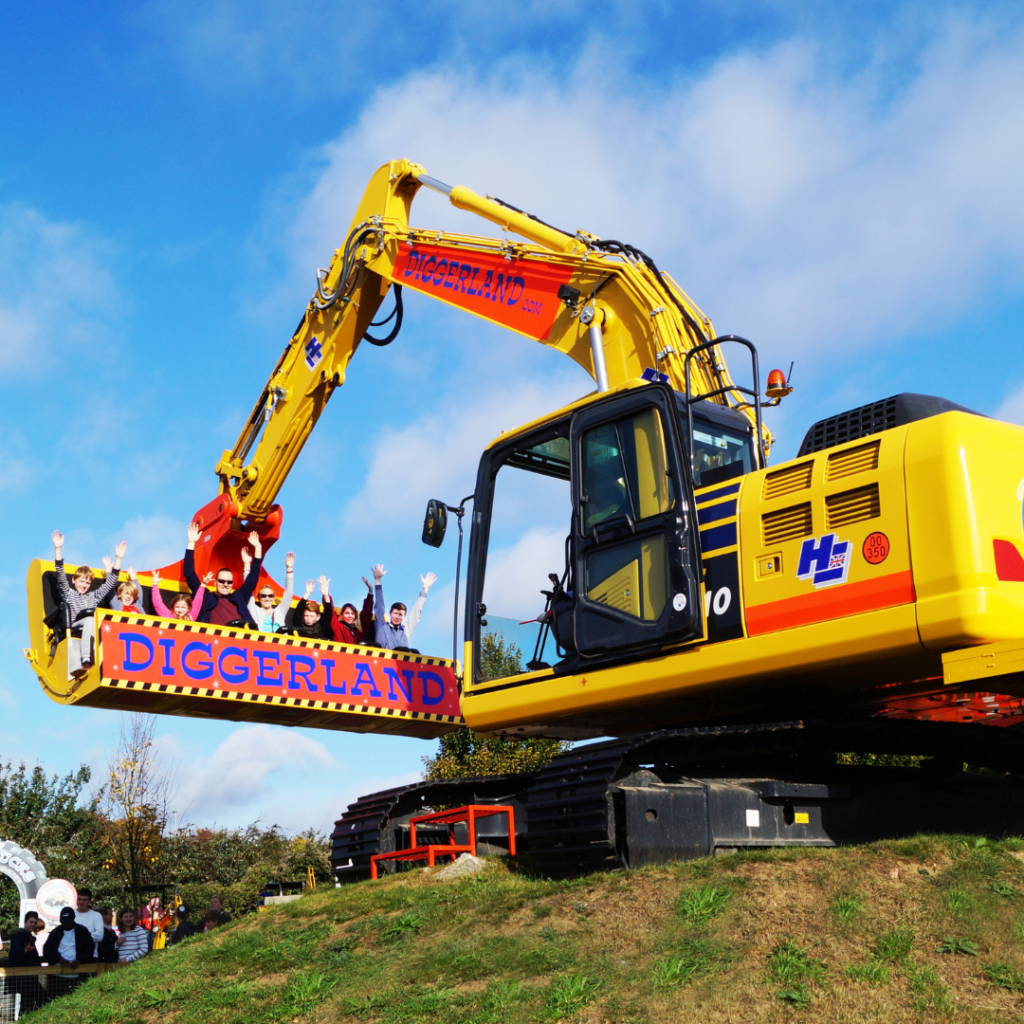 Family Days Out Diggerland