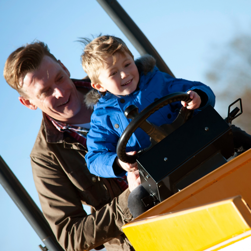 Diggerland UK - Family Days Out