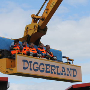 Corporate Days Out at Diggerland UK