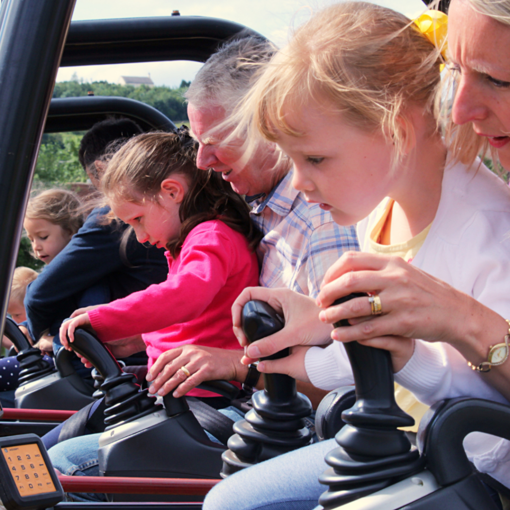 Family Days Out at Diggerland