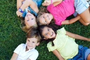 things to do outdoors with children